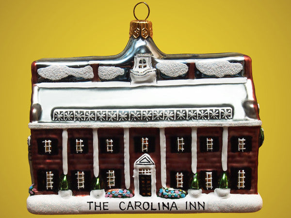 Limited Edition Carolina Inn Ornament