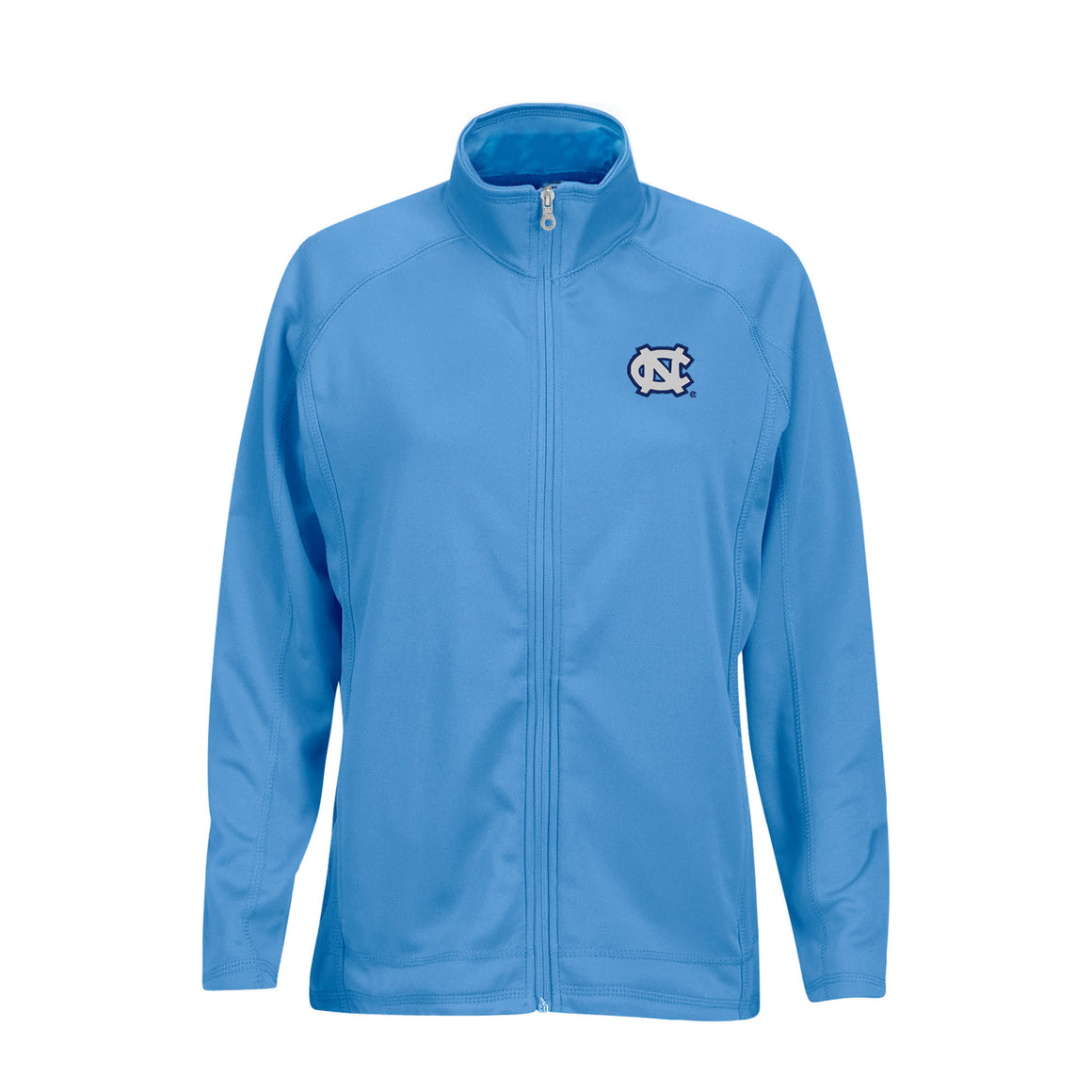 Carolina Blue Zipper Jacket
