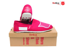 SoGiv x Salvation Army Awareness Shoe