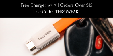 FREE Micromag Charger w/ all orders over $15