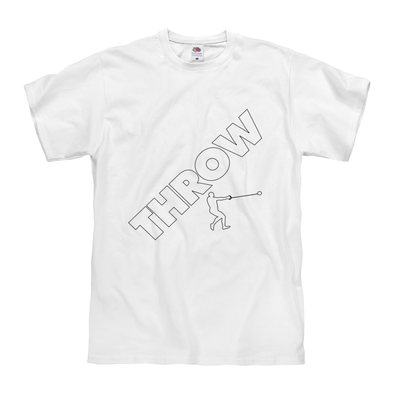 Hammer Throw Tee - Throws Chat - Product