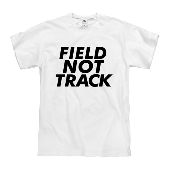 Field Not Track Tee - Throws Chat - Product