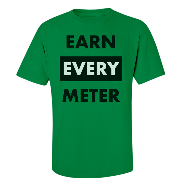 Earn Every Meter - Throws Chat - Product