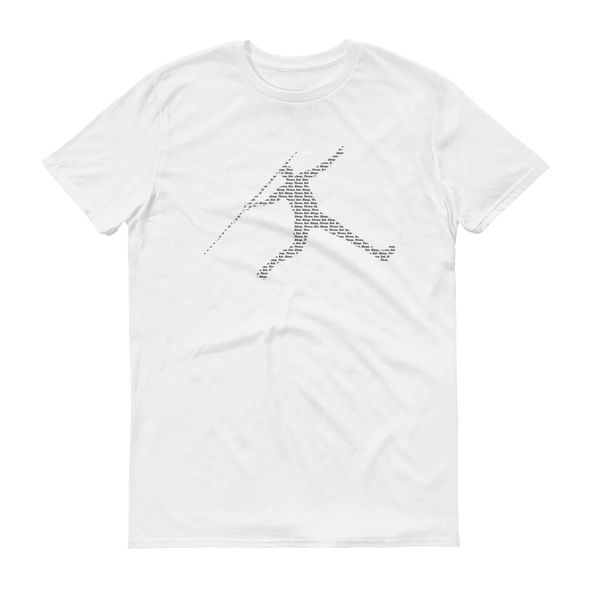 Javelin Silhouette Tee - Throws Chat - Product