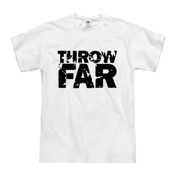 Throw Far Tee - Throws Chat - Product