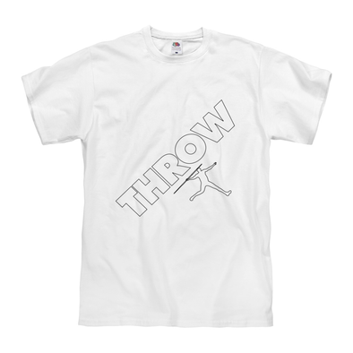 Javelin Throw Tee - Throws Chat - Product