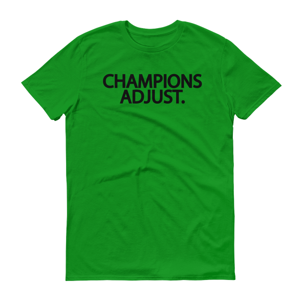 Champions Adjust Tee - Throws Chat - Product