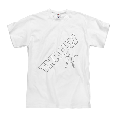 Shot Put Throw Tee - Throws Chat - Product