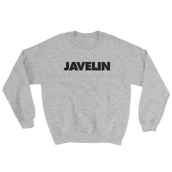 Javelin Crew - Throws Chat - Product