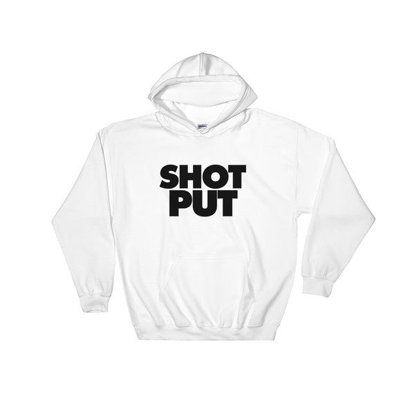 Shot Put Hoodie - Throws Chat -