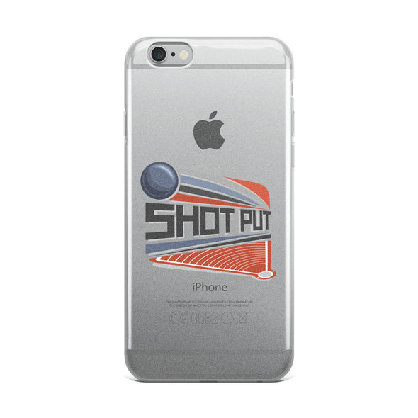 Shot Put Case - Throws Chat -
