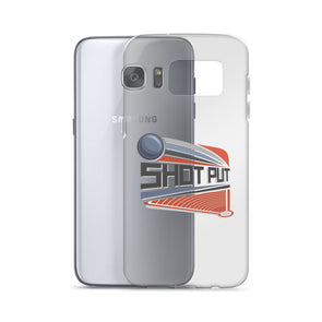 Shot Put Case (Samsung) - Throws Chat -