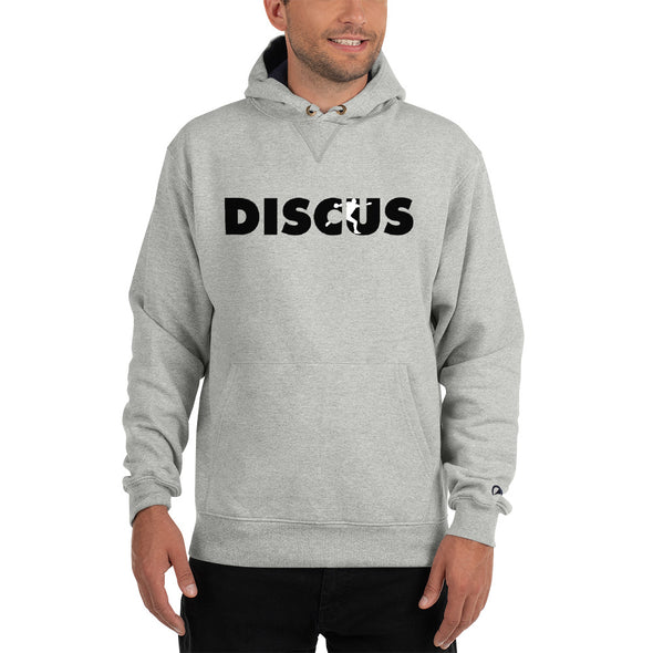 Discus IX Hoodie - Throws Chat -