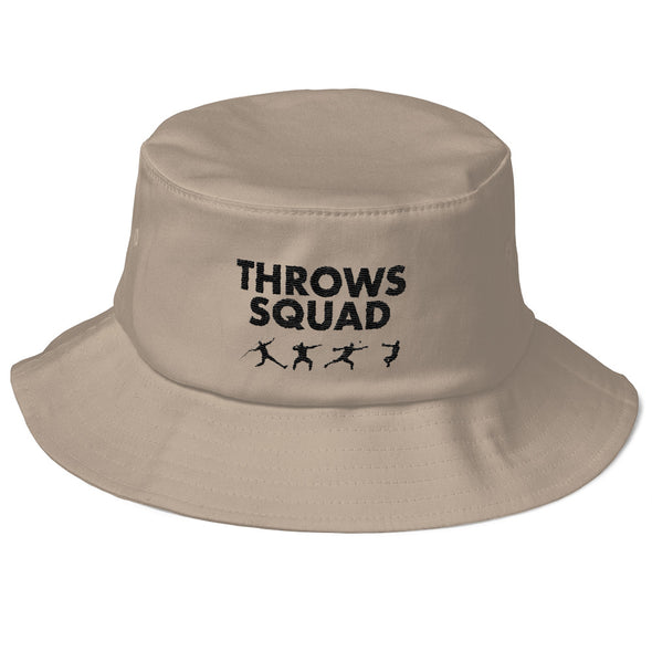 Throws Squad Bucket Hat - Throws Chat -