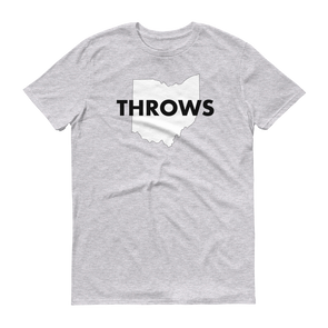 Ohio Throws Tee - Throws Chat - Product