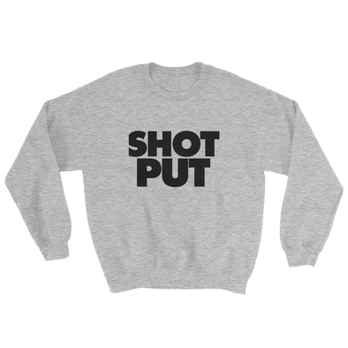Shot Put Crew - Throws Chat - Product