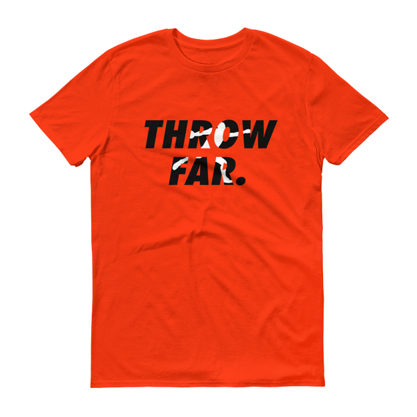 Throw Far (Disc) Tee - Throws Chat - Product