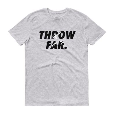 Throw Far (Jav) Tee - Throws Chat - Product