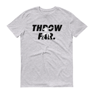 Throw Far (Shot) Tee - Throws Chat - Product