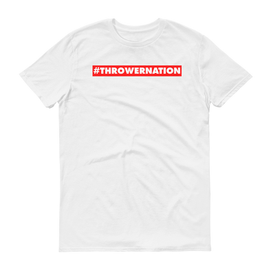 # Thrower Nation Tee - Throws Chat - Product