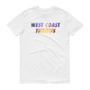 West Coast Throws Tee - Throws Chat - Product