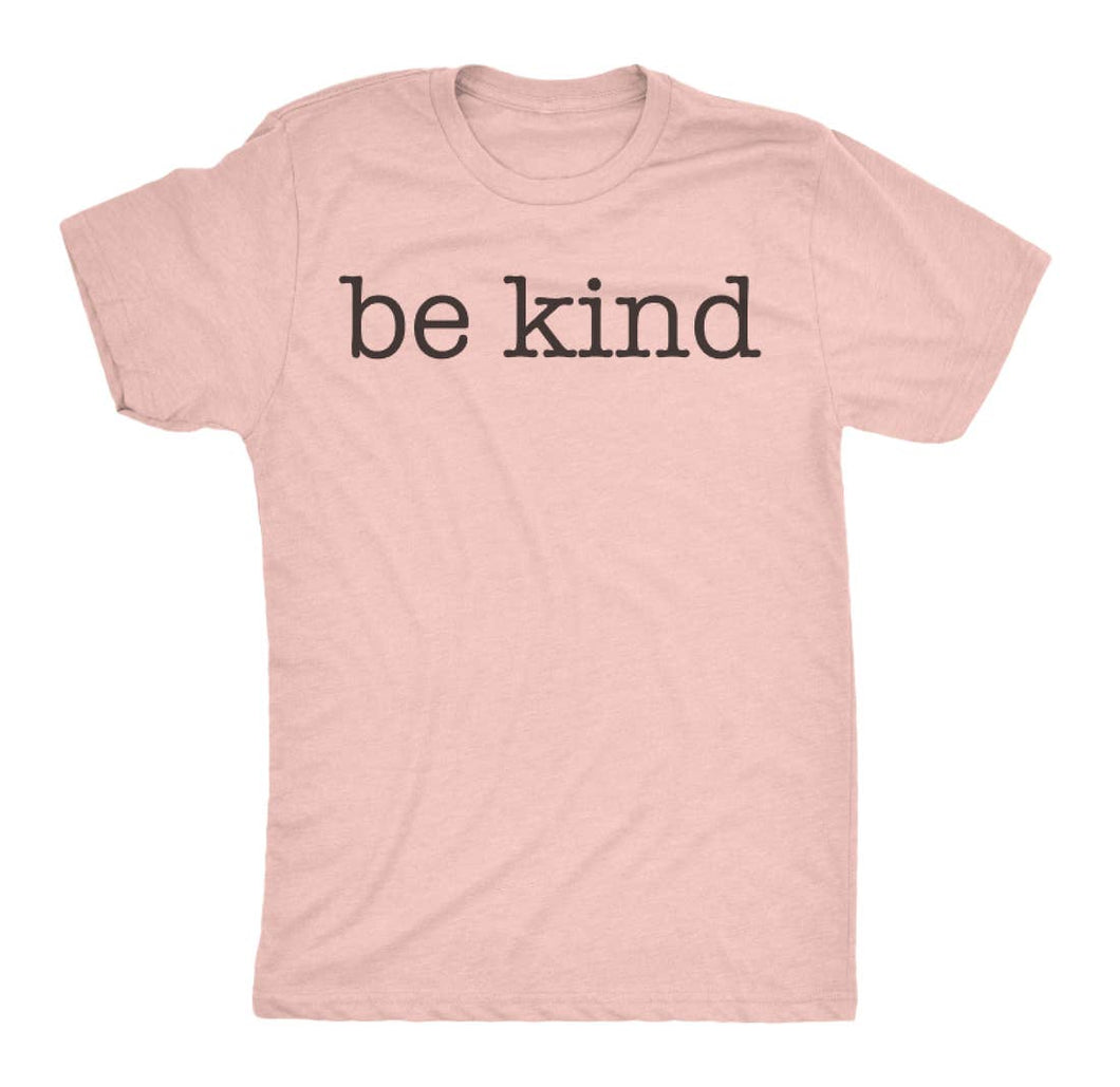 Be Kind Blush Tee