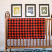Buffalo Plaid Cuddle Blanket