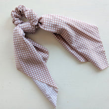 Hair Tie Scarf Scrunchie