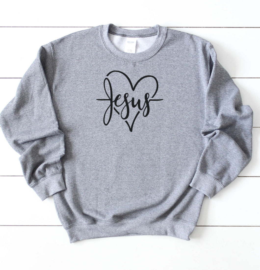 Jesus Love Sweatshirt