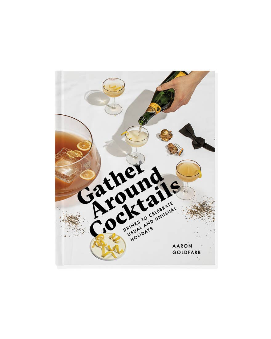 """Gather Around"" Cocktails Book"