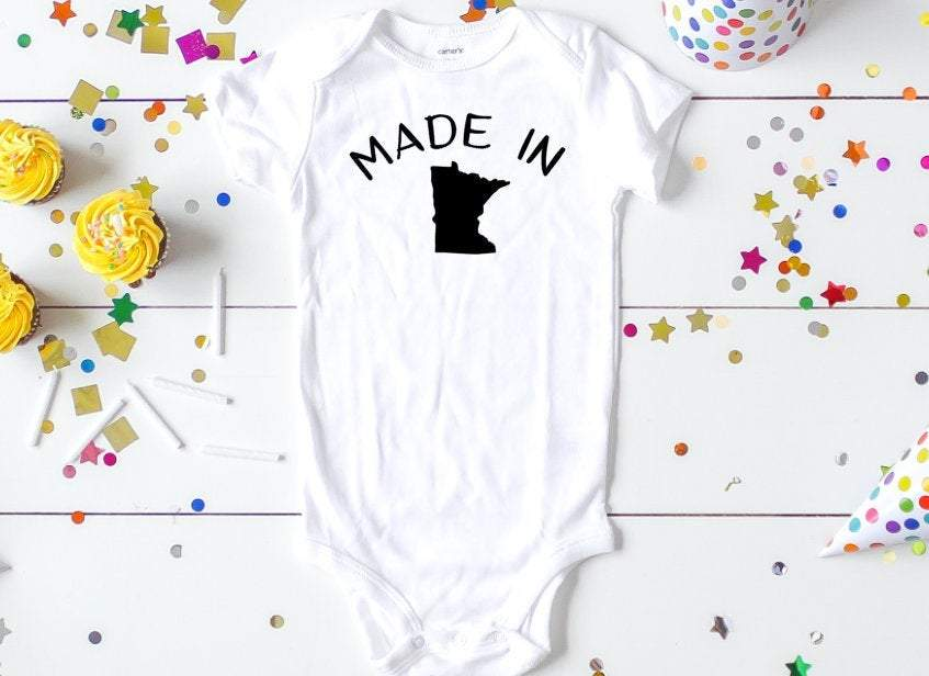 Made in Minnesota Bodysuite