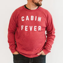 Cabin Fever Sweatshirt Red