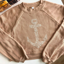 Anchor Lake Icon Crewneck (slightly cropped)