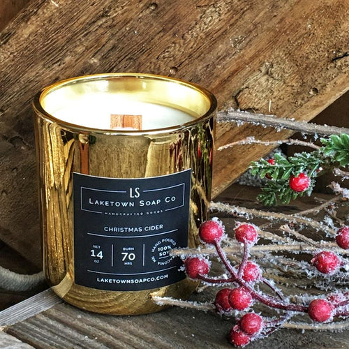 Christmas Cider Candle