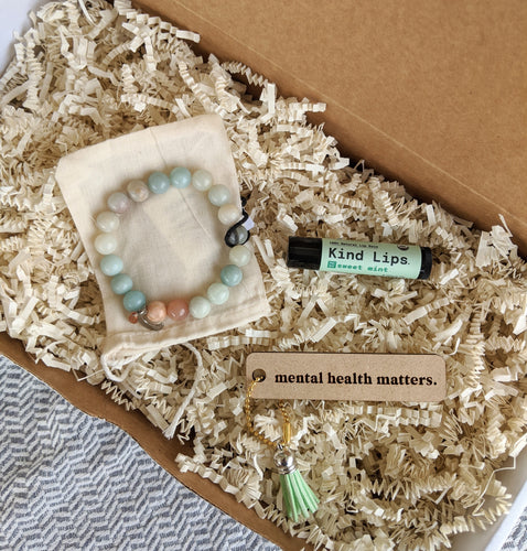 """Mental Health"" Gift Box"