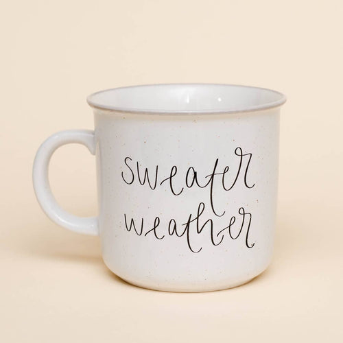 Sweater Weather Campfire Mug