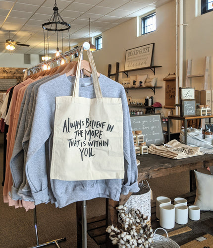 Always More Tote Bag