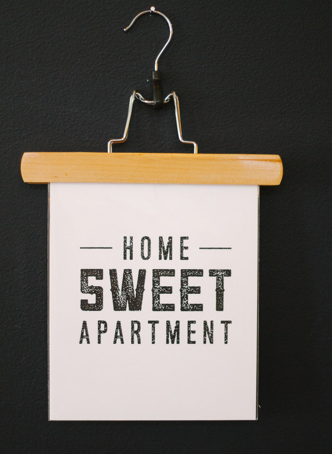 """Home Sweet Apartment"" Art Print"