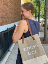 Minnesota Roots Tote Bag