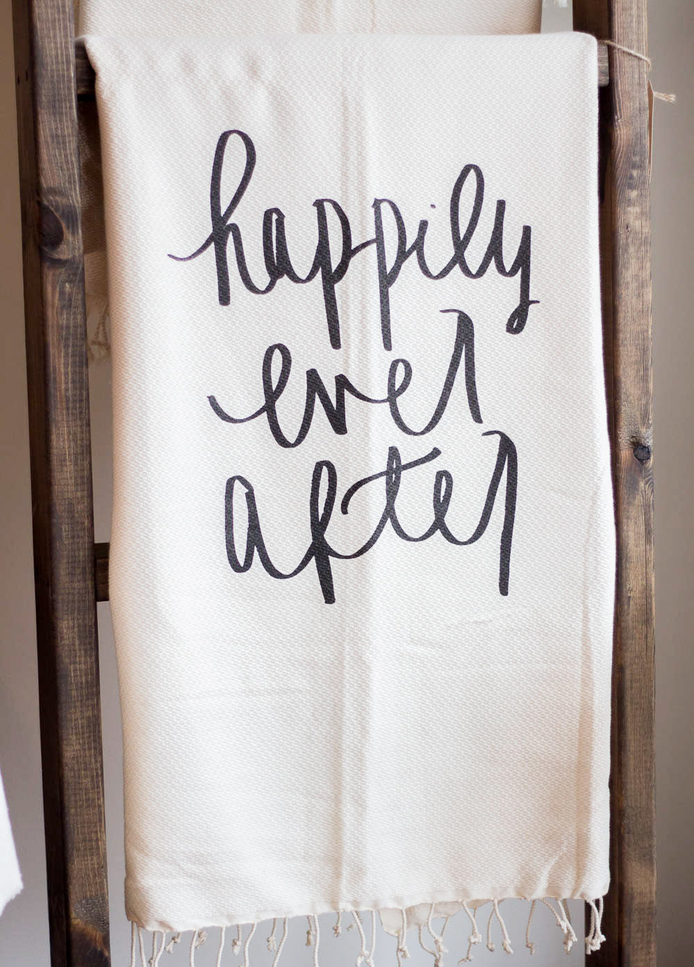 Happily Ever After Blanket