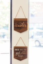 Wood Wall Hanging