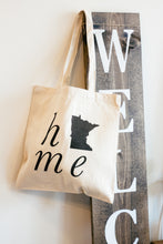 Home State Tote Bag