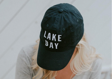 Lake Day Bold Ball Cap