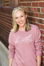 "Six Notes Clothing ""Be Still"" Sweatshirt"