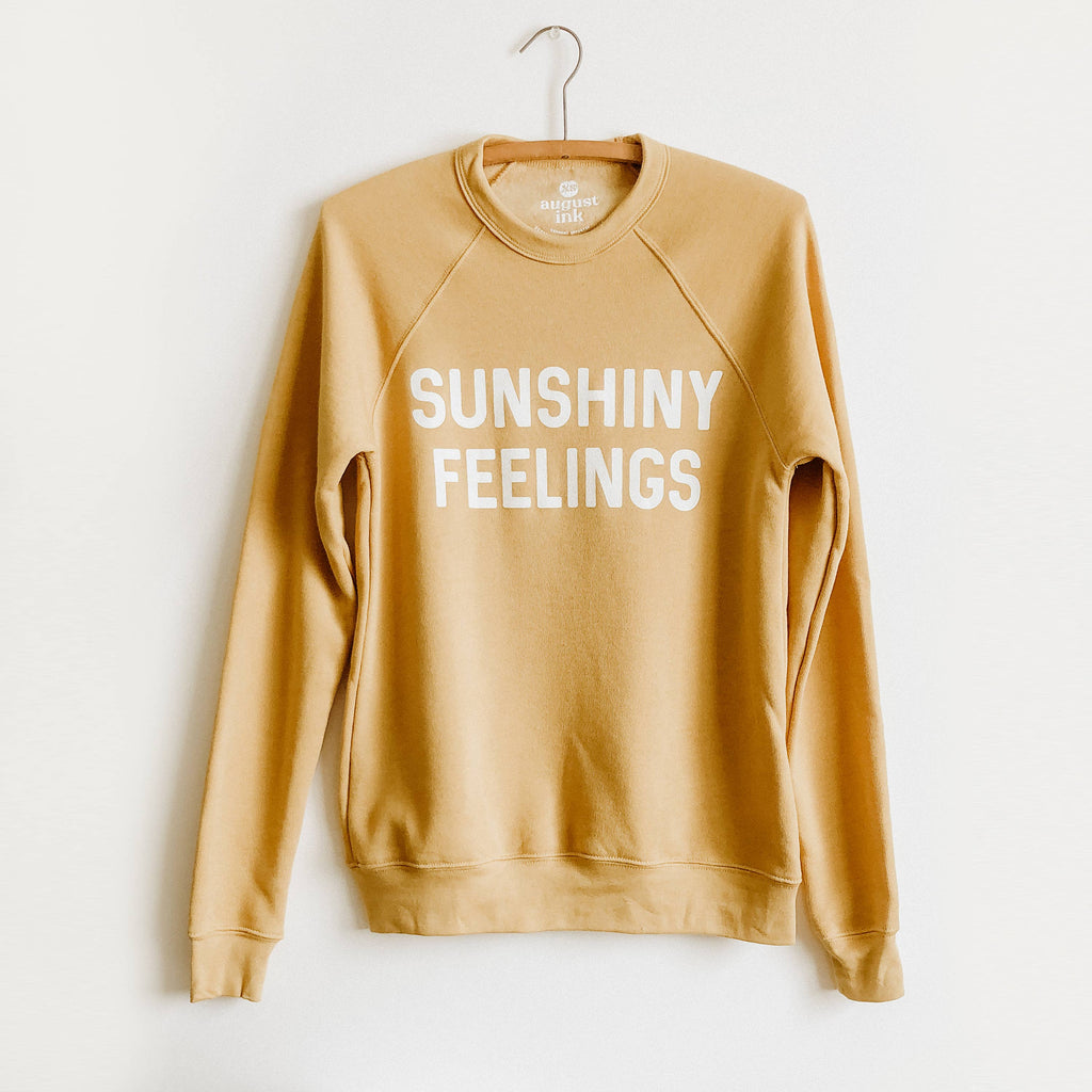 Sunshiny Feeling Sweatshirt