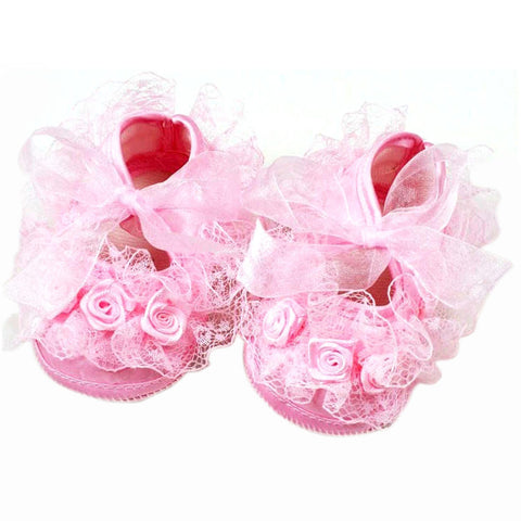 Princess Girls Infant Baby Toddler Shoes