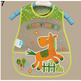 Fashion 1pcs Toddler Infant Soft Baby Bib Waterproof Saliva Towel Cotton Comfort Baby Minion Clothes