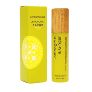 ABO Room Spray 100ml - Lemongrass & Ginger