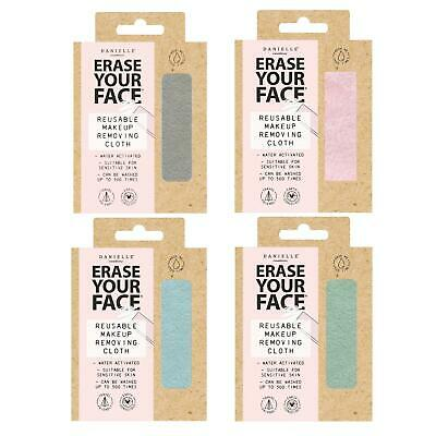 DC Erase Your Face Make Up Removers - Blue