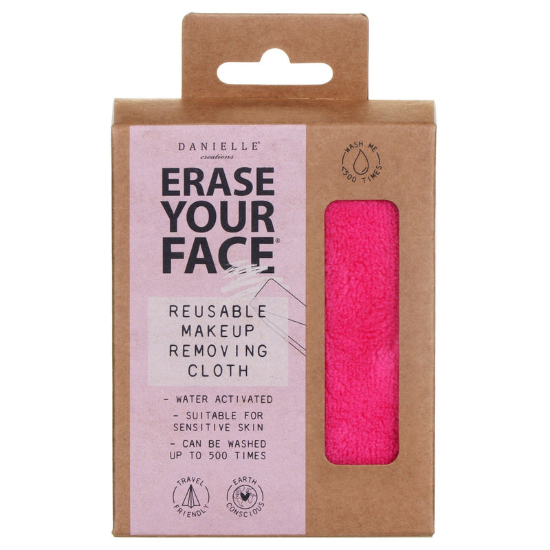 DC Erase Your Face Make Up Removers - Pink